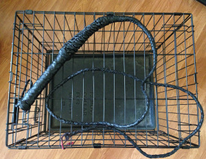 cage/whip