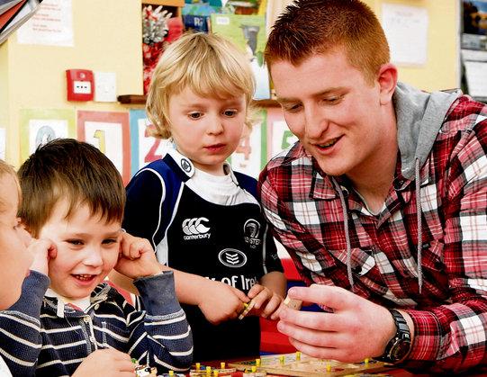 male-childcare